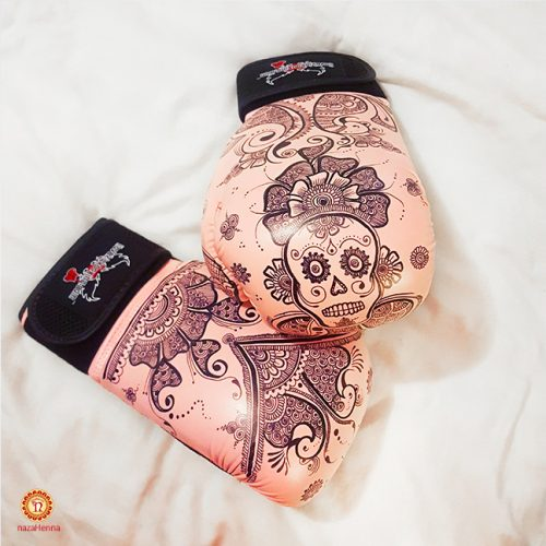 fight cancer boxing gloves